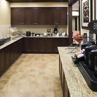 Fairfield Inn and Suites by Marriott Houston Intercontinental Airport Restaurant