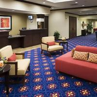 Fairfield Inn and Suites by Marriott Houston Intercontinental Airport Lobby