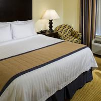 Fairfield Inn and Suites by Marriott Houston Intercontinental Airport Guest room