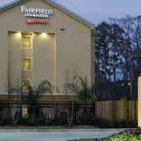 Fairfield Inn and Suites by Marriott Houston Intercontinental Airport Exterior