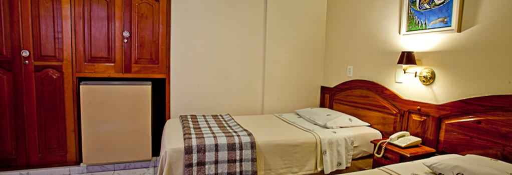 Krystal Hotel - 馬瑙斯 - 臥室