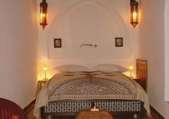 Riad Dar Alhambra - 馬拉喀什 - 臥室