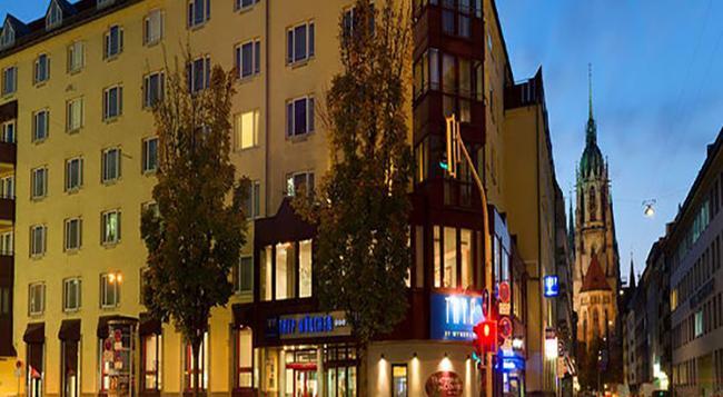 Tryp München City Center Hotel - 慕尼黑 - 建築