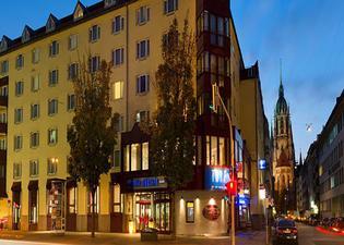特里普慕尼黑市中心酒店