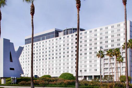雷迪森洛杉磯機場酒店 - 洛杉磯 - 建築