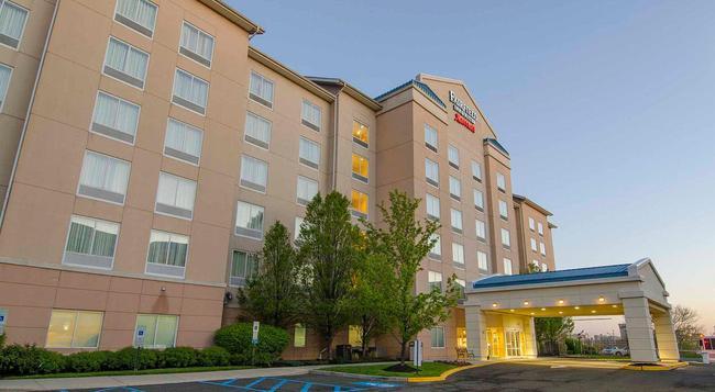 Fairfield Inn and Suites by Marriott Newark Liberty International Airport - 紐瓦克 - 建築