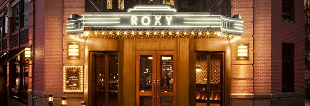 The Roxy Hotel Tribeca - 紐約 - 建築