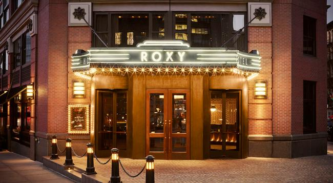Roxy Hotel Tribeca - 紐約 - 建築