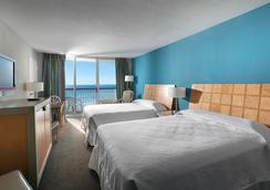 皇冠珊瑚礁海灘度假村及水上樂園 - 默特爾比奇 - 臥室