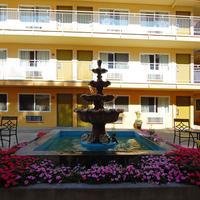 Imperial Inn Courtyard