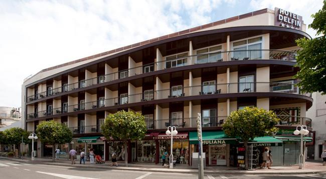 Delfin Hotel - Tossa de Mar - 建築