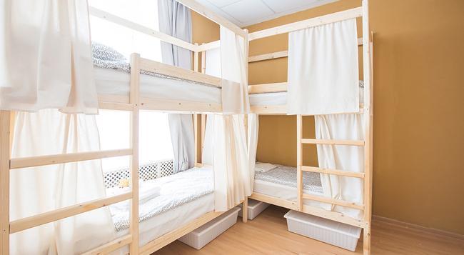 Hostels Rus na Kazanskoy - 聖彼得堡 - 臥室