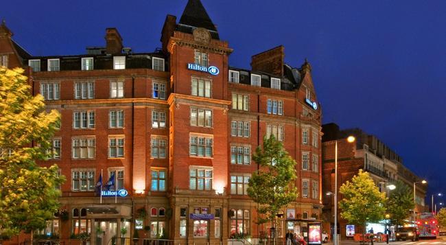 Hilton Nottingham - 諾丁漢 - 建築