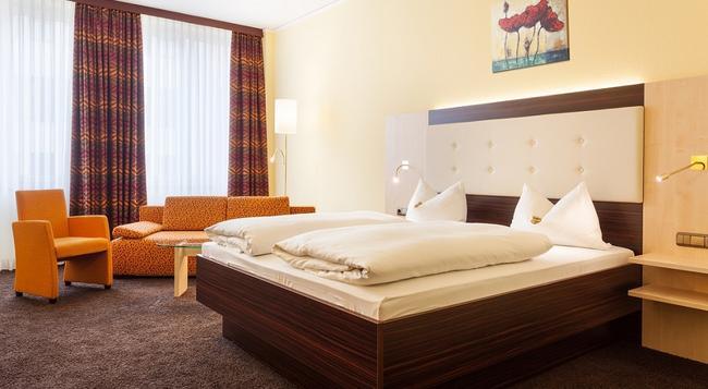 Hotel Augusta - 奧格斯堡 - 臥室