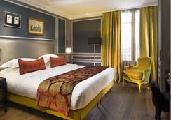 貝拉朱麗葉酒店 - 巴黎 - 臥室