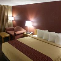 Red Roof Inn Williamsport, PA Guest room