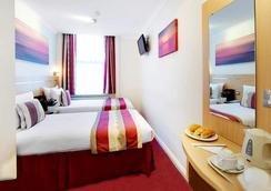 皇后公園酒店 - 倫敦 - 臥室