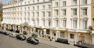 皇后公園酒店 - 倫敦 - 建築