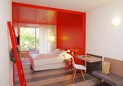 古騰堡公寓式酒店 - 巴塞隆拿 - 臥室