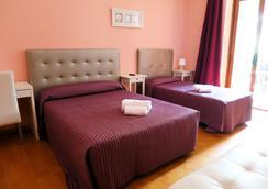 巴尔姆斯中央旅馆 - 巴塞隆拿 - 臥室