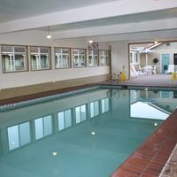 El Castell Motel Indoor Heated Pool