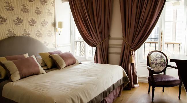 Villa Victor Louis - 波爾多 - 臥室
