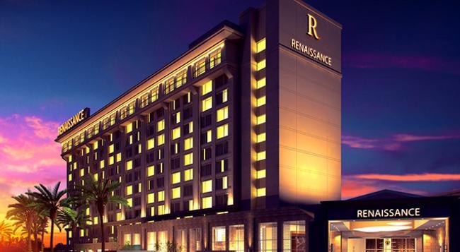 Renaissance Baton Rouge Hotel - 巴吞魯日 - 建築