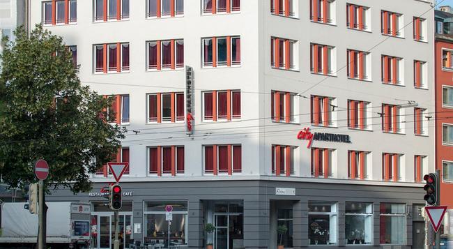 City Aparthotel München - 慕尼黑 - 建築