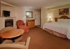 度假別墅酒店 - 鴿子谷 - 臥室