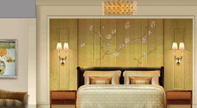 Mandarin Oriental Taipei - 台北 - 臥室