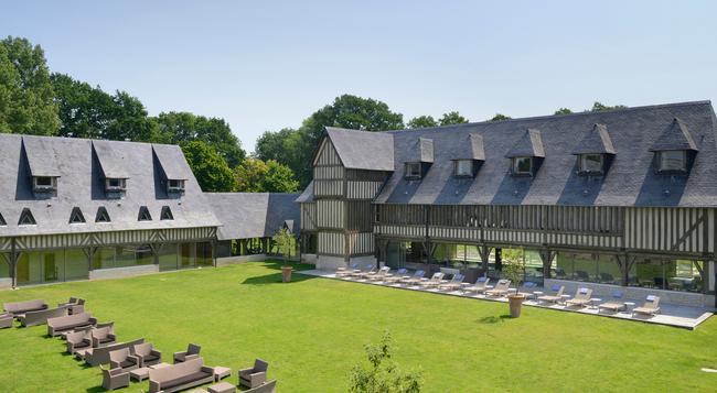 Les Manoirs de Tourgéville - 多維爾 - 建築