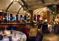 圖爾杰維拉莊園酒店 - 多維爾 - 餐廳