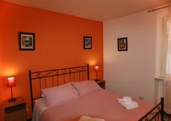 馬考酒店 - 羅馬 - 臥室