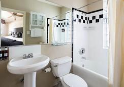 城市套房酒店 - 芝加哥 - 浴室