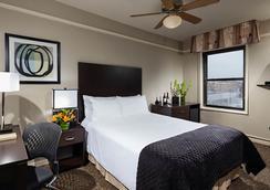 城市套房酒店 - 芝加哥 - 臥室