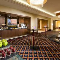 Budapest Marriott Hotel Lobby