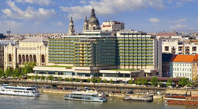 Budapest Marriott Hotel - 布達佩斯 - 建築