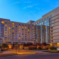 Bethesda North Marriott Hotel and Conference Center Exterior