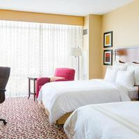 Bethesda North Marriott Hotel and Conference Center Guest room