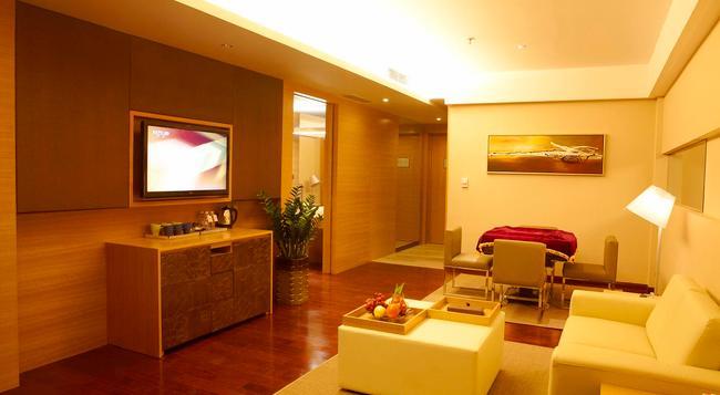 Ramada Plaza Shenzhen North - 深圳 - 臥室