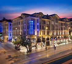 伊斯坦布爾皇冠假日古城酒店
