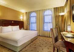 伊斯坦布爾皇冠假日古城酒店 - 伊斯坦堡 - 臥室