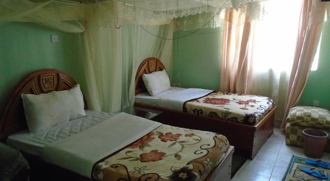 The Pebble Hotel Nairobi - 內羅畢 - 臥室