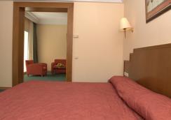 濱海宮酒店 - Hammamet - 臥室