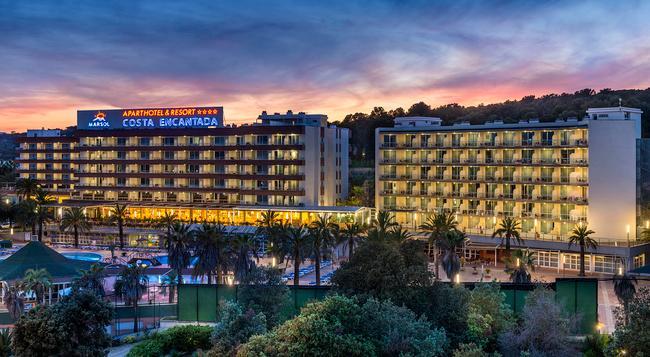 Aparthotel Costa Encantada - 羅列特海岸 - 建築