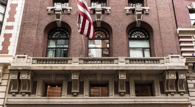 City Club Hotel - 紐約 - 建築