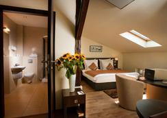 斯帕茨公寓酒店 - Krakow - 臥室