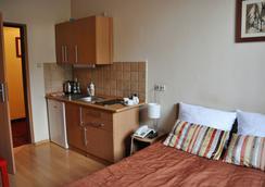 瑪利克拉科夫公寓酒店 - Krakow - 臥室
