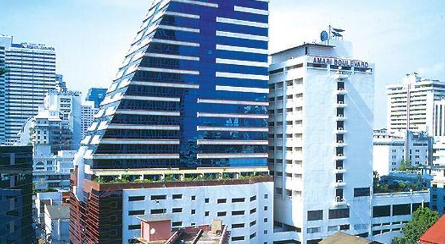 Amari Boulevard Bangkok - 曼谷 - 建築