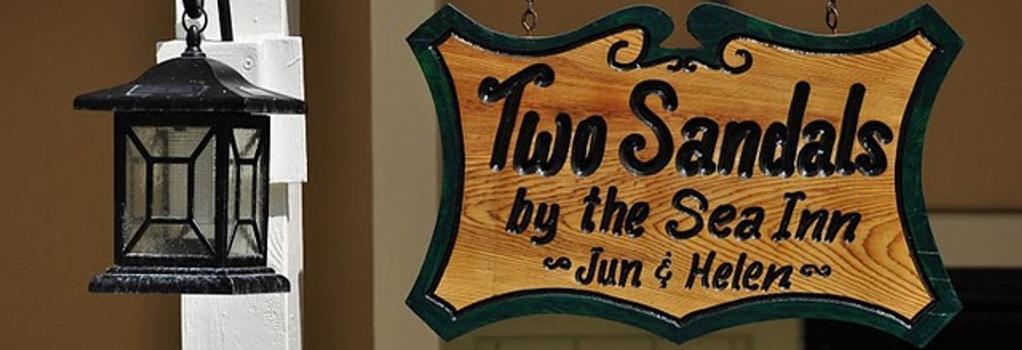 Two Sandals by the Sea Inn - B&B - 聖托馬斯島 - 建築